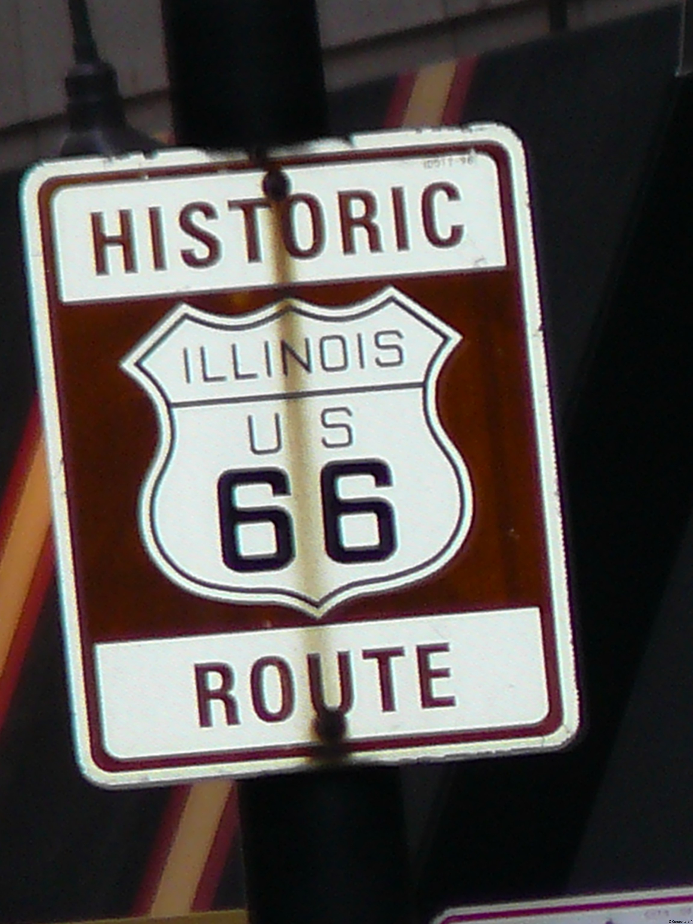 Route 66 à Chicago