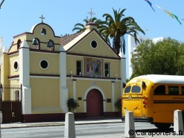Eglise de Los Angeles