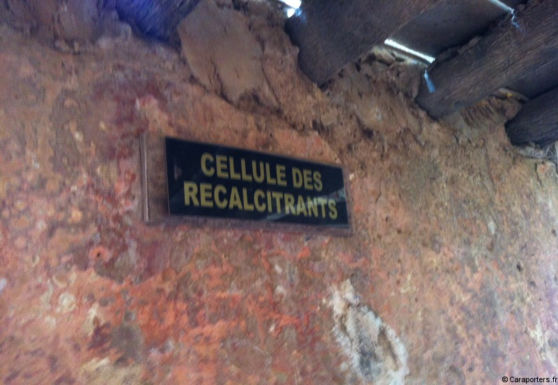 Cellule des récalcitrants