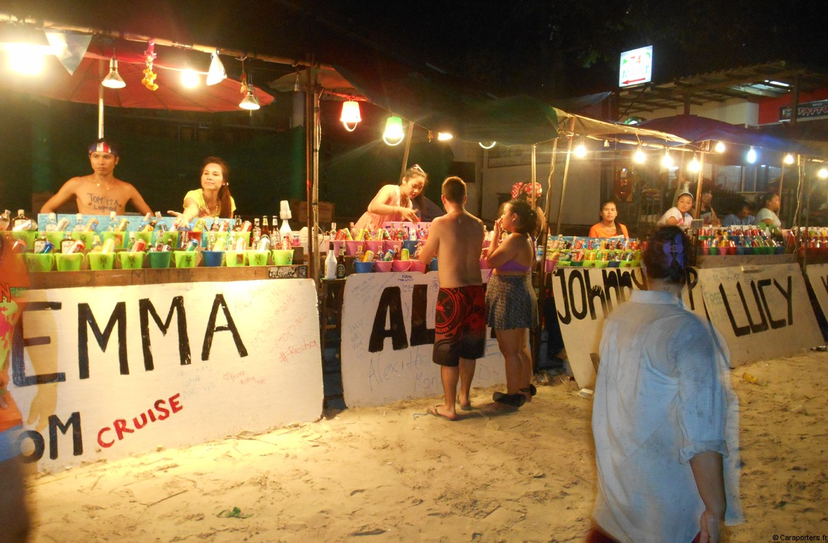 Thaïlande - Full Moon Party