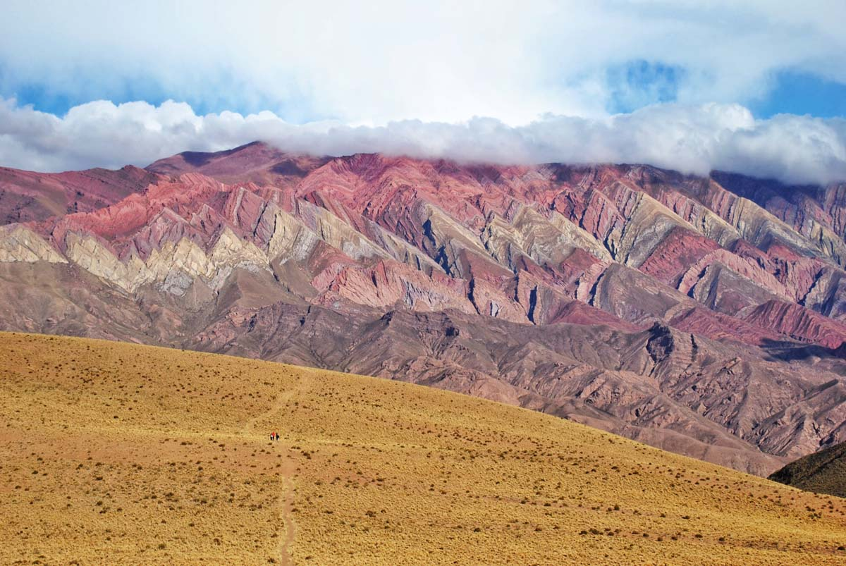 Cerro d'Hornecal - Nord Argentine - Humahuaca