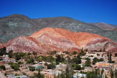 Purmamarca - Nord Argentine - Humahuaca